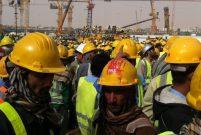 Suudi inşaat şirketi bir günde 50 bin işçiyi işten çıkardı