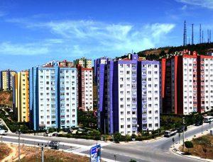 İstanbul'da konut satışları ilk çeyrekte yüzde 1 azaldı