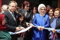 DAP Holding'in Sürmene'de yaptırdığı okul açıldı