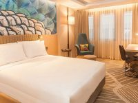İstanbul'un en manzaralı DoubleTree by Hilton'u açıldı