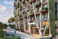 Greenox Urban Residence'ın temeli atılıyor