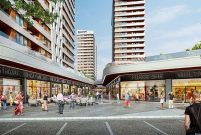 Sur Yapı Mirage'ın cadde mağazaları açık artırmaya çıkıyor