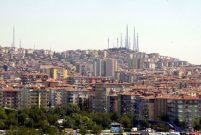Ankara'da 34,4 milyon TL'lik kat karşılığı inşaat işi