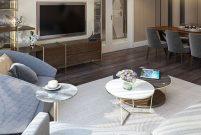 Beyazpark Topkapı'nın örnek evlerini RSG İç Mimarlık hazırladı