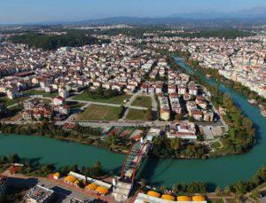 Manavgat'ta 35 milyon TL'lik iki arsa satılıyor