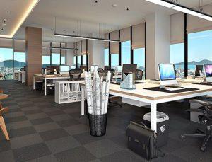 Vogue Business Center'da ofislerin metrekaresi 6 bin 200 TL