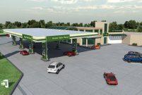Bornova Belediyesi'nden 5,5 milyon TL'ye kiralık benzinlik