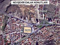 Nevşehir Emlak Konutları ihalesinde ipi Pekintaş göğüsledi
