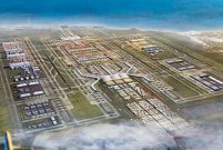Limak, 3. Havalimanı'nın Karadeniz sahiline liman yapacak