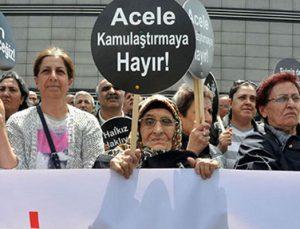 Gaziosmanpaşa'daki acele kamulaştırma kararına iptal davası