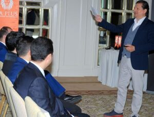 A Plus tanıtım günlerine İstanbul'da devam etti