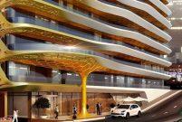 Taksim Petek Residence'ta 2 bin 500 dolar taksitle daire