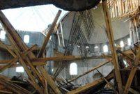 Somali'de cami inşaatı 9 can aldı
