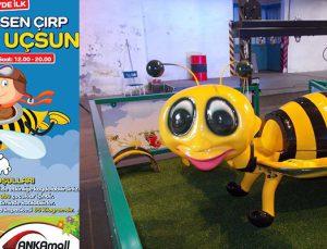 ANKAmall dev arıya ev sahipliği yapacak