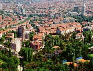 Ankara Gölbaşında 11 arsa özelleştirilecek