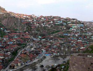 Ankara Altındağ'da 1 milyon liraya 4 gecekondu satılıyor