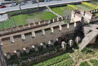 İstanbul'un tarihi surları nihayet ilgi gördü