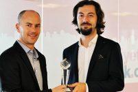 Hürriyet Emlak'a Altın Örümcek'te 'Halkın Favorisi' ödülü