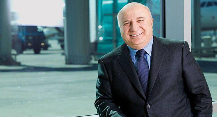 Sani Şener Körfez'de inşaatın en etkili 10 liderinden biri