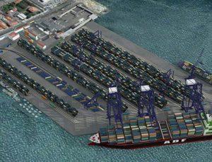 Arkas'ın İtalya'daki liman projesine birincilik ödülü