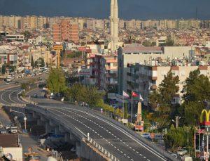 Antalya'da 3,3 milyon TL'lik altyapı ihalesi