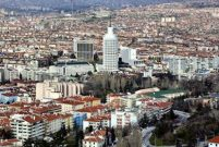 Ankara Yenimahalle'de 10,5 milyon TL'ye 4,6 dönüm arsa