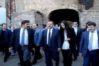Bakan Özhaseki: Sur'a 7- 7.5 milyar TL harcayacağız