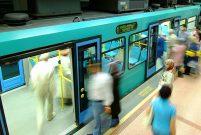 Bursa'da raylı ulaşma otobüs takviyesi