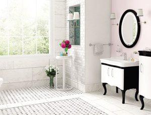Creavit ile banyolarda bahar hiç bitmiyor