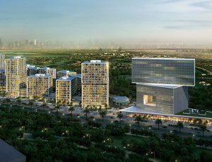 Midtown Selenium by Deyaar'da fiyatlar 199 bin dolardan başlıyor