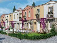 Limonlu Evler hem köye hem de kente yakın