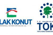 Emlak Konut GYO, TOKİ'den 2,2 milyar TL'lik 5 arsa aldı