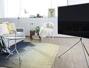 Samsung ile TV'ler evin her köşesine talip