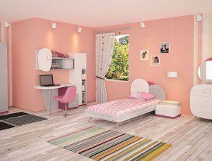 İder'den küçük hanımlara özel Rimini Genç Odası