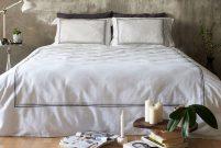 b'linen ile minimal yatak odaları