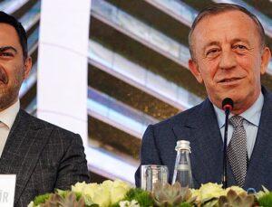 Halisdemir Ağaoğlu'ndan patron olmak için ayrılmış