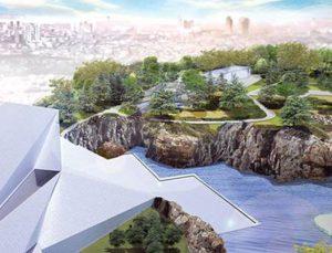 Ataşehir'in Atapark'ı 28 Haziran'da ihaleye çıkıyor
