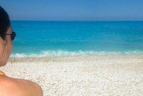Bodrum'da turistte yok yazlıkçı da… Plajlar bomboş kaldı