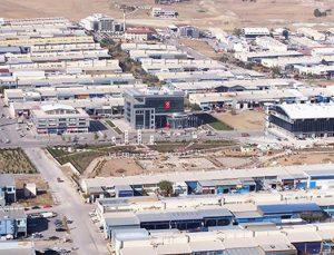 Ankara İvedik OSB'de icradan satılık imalathane