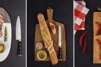 Jumbo Vouge Bıçak Seti'yle yemekler hazır