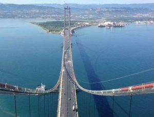 Osman Gazi Köprüsü'nden açılış öncesi son fotoğraflar