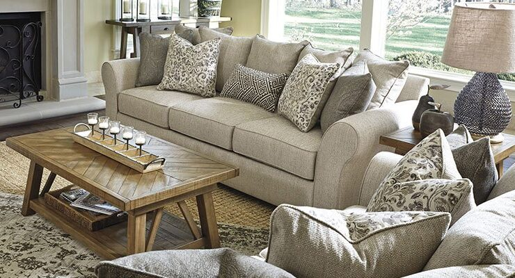Ashley Furniture yenilenen konseptiyle nefes aldırıyor