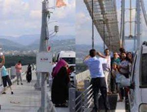 Osmangazi'de selfie cezası 92 TL