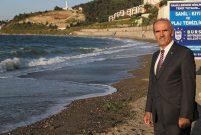 Bursa'da Altınkum Sahilleri'ne 50 km'den kum taşınıyor