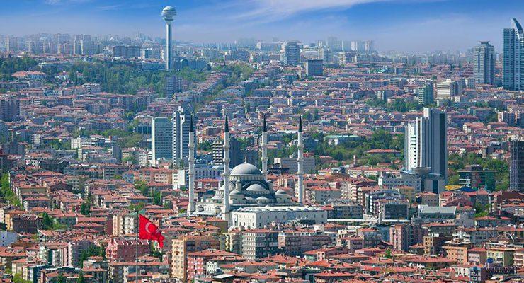 Ankara Çankaya Dikmen'de 452 milyon liraya satılık arsa