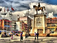 Ankara Çankaya ve Altındağ'da belediye  5 arsa satıyor