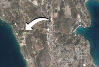 Çeşme Ayasaranda'da 2 milyon liraya otellik arsa satılıyor