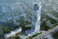 Tekfen, Azerbaycan Vergi Bakanlığı binasına devam ediyor