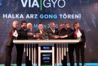 SPK VİA GYO'nun statüsünü iptal etti!