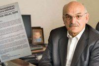 Halit Dumankaya Cumhurbaşkanı'ndan helallik istedi